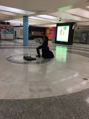 The BART is complete with solo concerts.