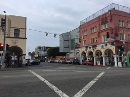 Venice Beach is... interesting. Lots of cool little shops, quite a bit touristy, yet fun all the same.