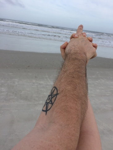 St. Augustine. Follow your heart's compass.