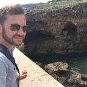 Cascais, Portugal. Randomly stumbled upon Boca De Inferno.