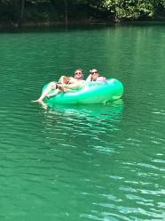 Lazy lake days.