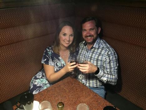 The most romantic night spent in Denver.